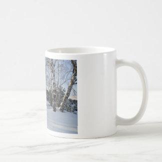 Snowy Winter Day Mug