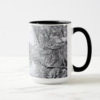 Snowy Winter Mug