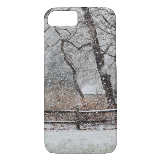 Snowy Winter's Day iPhone 8/7 Case