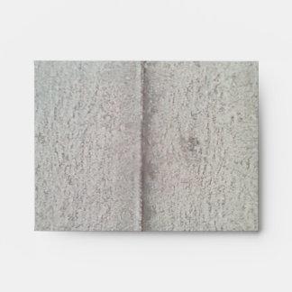 snowy Wood Envelopes