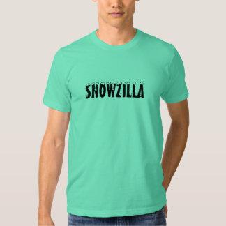 SNOWZILLA REMERAS