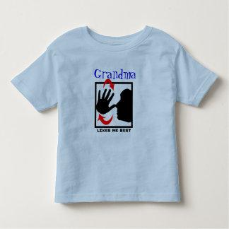 snub nose toddler t-shirt
