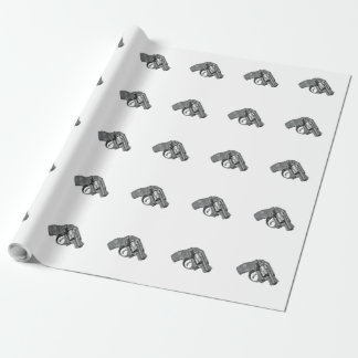 Snub Nose Wrapping Paper