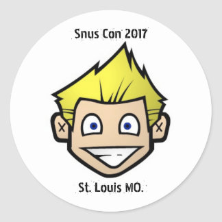 Snubie Snus Con 2017 Sticker