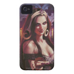 Snuff hacia fuera (Liliana) Case-Mate iPhone 4 Carcasa