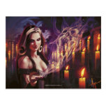 Snuff Out (Liliana) Post Card