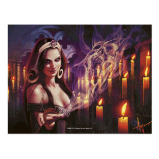 Snuff Out (Liliana) Postcard
