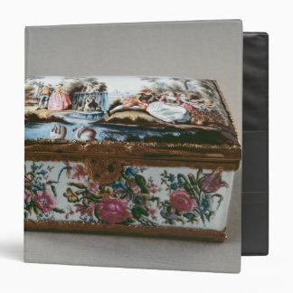 Snuffbox, c.1750 binder