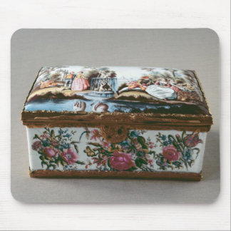 Snuffbox, c.1750 mouse pad