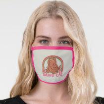 Snuffleupagus | Snuffle-Cise Face Mask