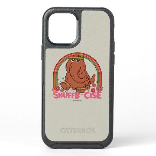Snuffleupagus | Snuffle-Cise OtterBox Symmetry iPhone 12 Case