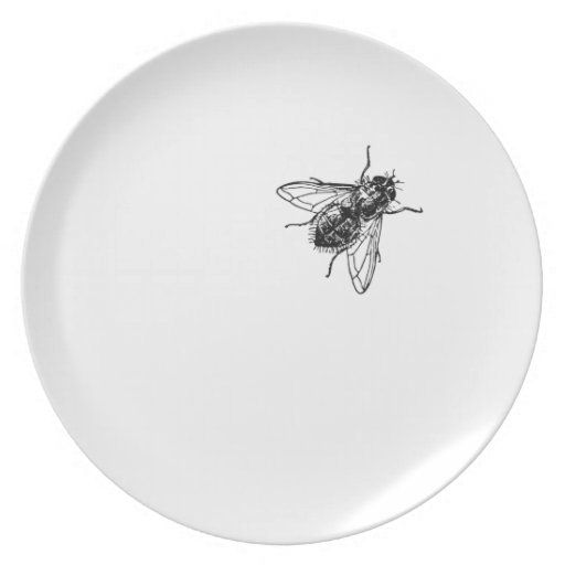 snuffs dinner plate