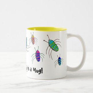 Snug as a Bug in a Mug mug