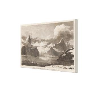 Snug Corner Cove, Alaska Canvas Print