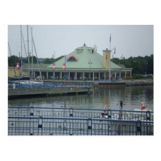 Snug Harbour Postcard