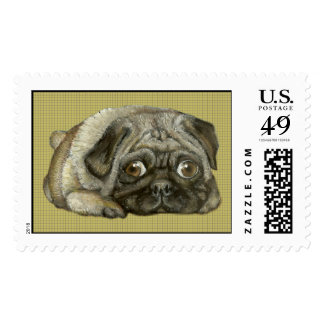 Snug pug postage