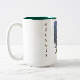 Snuggle and Hot Chocolate Mug