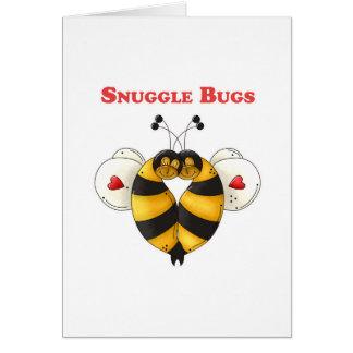 Snuggle Bug Card
