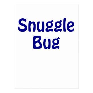 Snuggle Bug Postcard