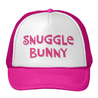 Snuggle Bunny Trucker Hat