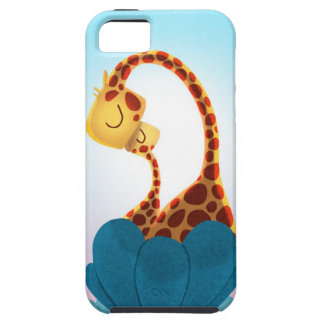 Snuggle iPhone 5 Cover