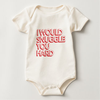 Snuggle le difícilmente mameluco de bebé