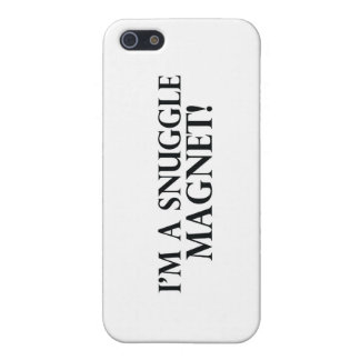 Snuggle Magnet Cover For iPhone SE/5/5s