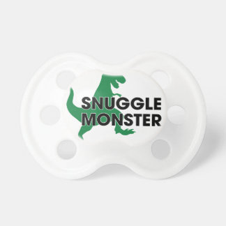 Snuggle Monster Pacifier