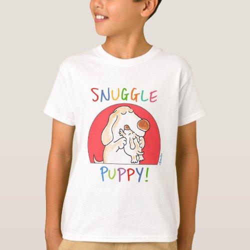 SNUGGLE PUPPY by Sandra Boynton T_Shirt