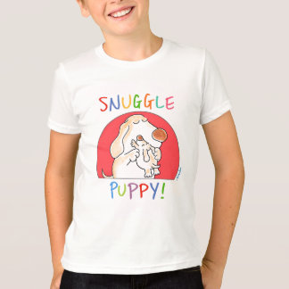 SNUGGLE PUPPY! by Sandra Boynton T-Shirt