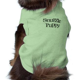 Snuggle Puppy Dog Tee Shirt