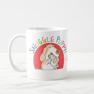 SNUGGLE PUPPY! mug