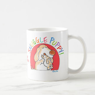 SNUGGLE PUPPY mug