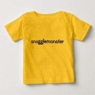 snugglemonster apparel baby T-Shirt