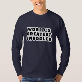 Snuggler más grande del mundo polera