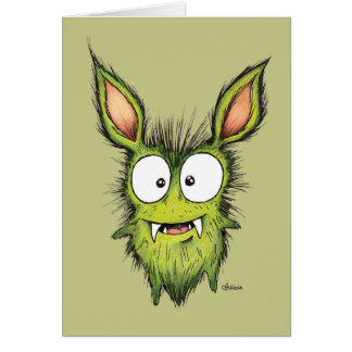 Snuggles Stationery Note Card