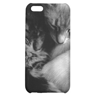 Snuggling Cats Iphone Case Cover For iPhone 5C