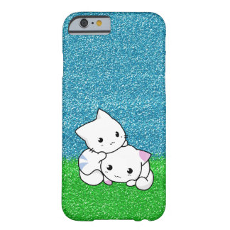 "Snuggling Kittens 4.7"" Screen Barely There iPhone 6 Case"