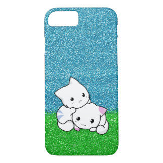 "Snuggling Kittens 4.7"" Screen iPhone 8/7 Case"