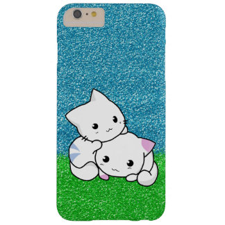 "Snuggling Kittens 5.5"" Screen Barely There iPhone 6 Plus Case"