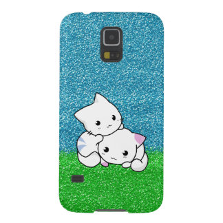 Snuggling Kittens Case For Galaxy S5