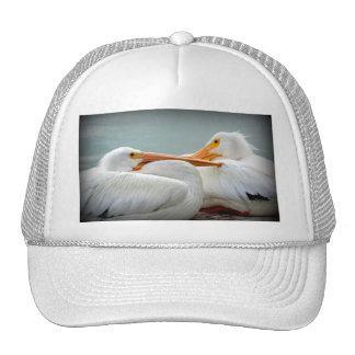 Snuggly Pelicans Trucker Hat