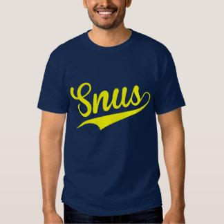 Snus Shirt