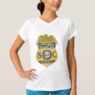 SnusCIA Women's Sleeveless T-Shirt