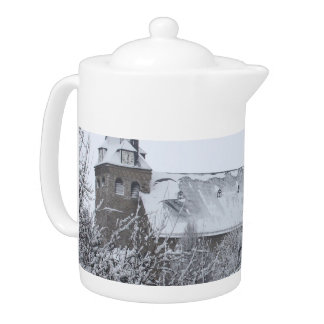 snwed church teapot