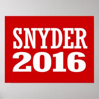 SNYDER 2016 IMPRESIONES