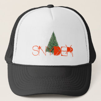 SNYDER CHRISTMAS TRUCKING CAP