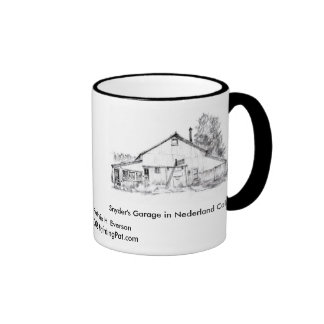 Snyder's Garage, Mug