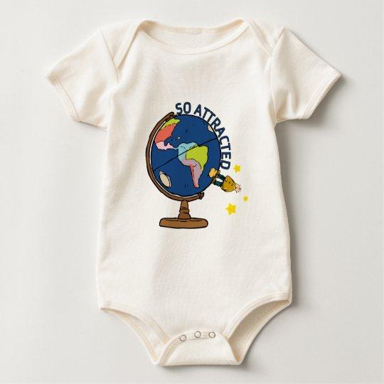 So Attracted Baby Bodysuit