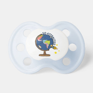 So Attracted Baby Pacifier